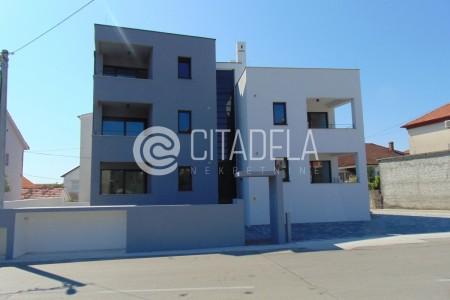 Zadar, Smiljevac - novi dvosoban stan na 1. katu, 67,56 m2