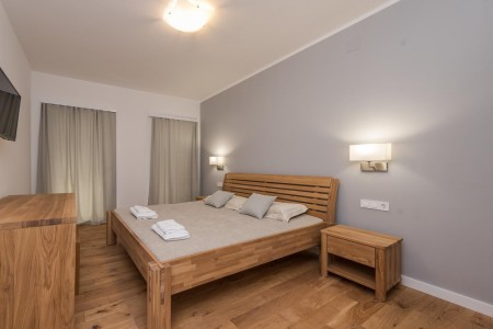 Zadar, stan na Poluotoku s pogledom na more, 57 m2