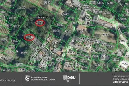 Dugi Rat, Jesenice, kuća 222 m2 na zemljištu od 1701 m2, PRILIKA!