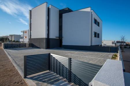 Novalja - dvosoban apartman modernog dizajna, 63,80 m2, novogradnja