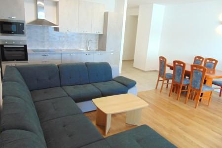 Zadar, Relja – trosoban stan u novoj zgradi Moj Centar, 90 m2, 5. kat