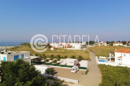 Privlaka - građevinsko zemljište treći red do mora, 1053 m2